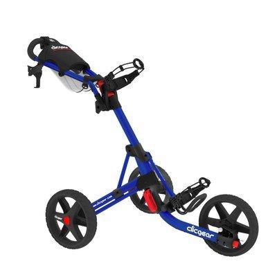 Clicgear golftrolley 3.5 blauw