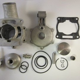 Sendai Cilinder Tuning-kit 39cc watergekoeld 39cc naar 49cc!!! (16K1) Merk: Sendai (5B4)