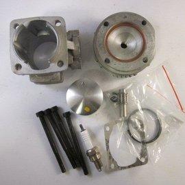 Sendai Cilinderset 49cc High Performance met boosterpoort zuigerpen10 (5A1)