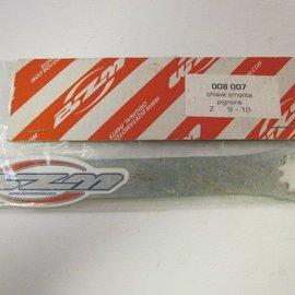 Bizeta BZM 008007 Voortandwiel tool (9+10 tands)