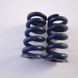 Sendai Koppelingsveren blauw (2stks) 2,3mm (KA6)