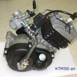 Sendai Motorblok KTM immitatie 50cc watergekoeld