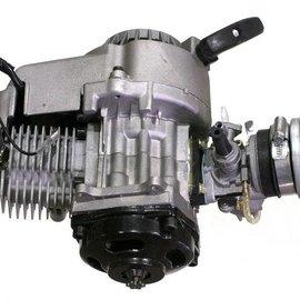 Sendai Standaard 47/49cc motorblok compleet 25H (3pk)