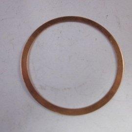 Sendai Koperen cilinderkoppakking 44mm 0.20mm