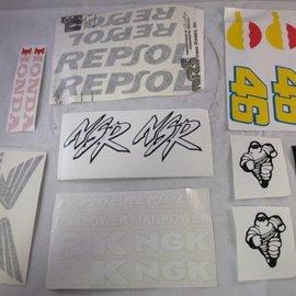 Sendai Stickerset Repsol Honda (rossi46)