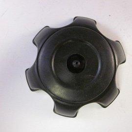 Sendai Tankdop zwart plastic