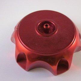 Sendai Tankdop CNC aluminium rood