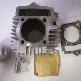 Sendai Cilinderset 125cc 54mm LF1P54FMI (incl. zuiger en pakkingen)