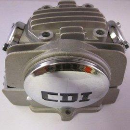 Sendai 4-takt Universeel Cilinderkop compleet Lifan 125cc (1P54FMI,54MM)
