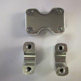 Sendai 4-takt Universeel Stuurmontage support aluminium (16)