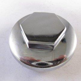Sendai 4-takt Klepdeksel chroom schroef 36mm (KA166)