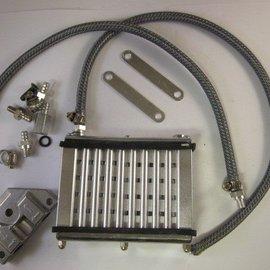Sendai Oliekoel radiateur (incl. bevestigingsmateriaal)