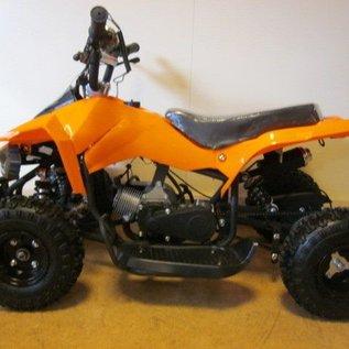 Sendai Miniquad Raptor 2013 49cc oranje/zwart