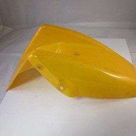 Sendai Achterspatbord geel 47/49cc mini-racer