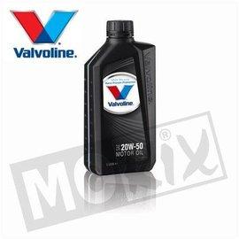 Sendai Valvoline Motor Oil 20W50 4-takt 1 liter