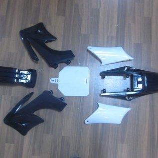Sendai 4-takt Pitbike/Cross Kappenset 110cc/125cc klein BLAUW - Copy - Copy - Copy - Copy