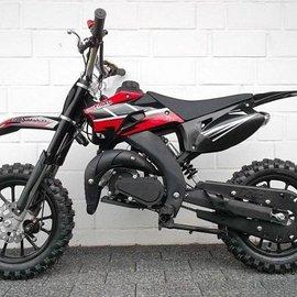 Sendai Minicrosser 49cc KXD 2014 zwart
