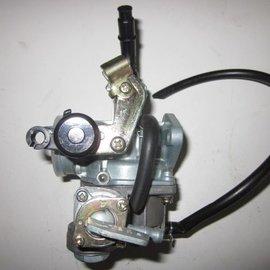 Sendai 4-takt Carburateur 19mm kabelshoke en benzinekraan