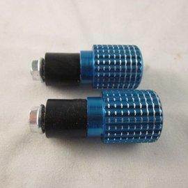 Sendai Stuurdoppen aluminium blauw