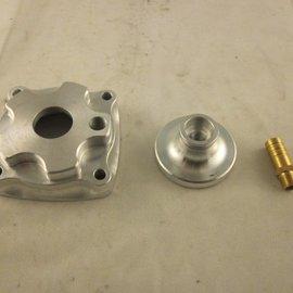 Sendai Cilinderkop CNC aluminium 39cc Polini 910/911/GP3 met waternippel (4F3)