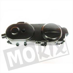 A-Merk Carterdeksel GY6 10 inch blok zwart