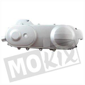 A-Merk Carterdeksel GY6 12 inch blok zilver