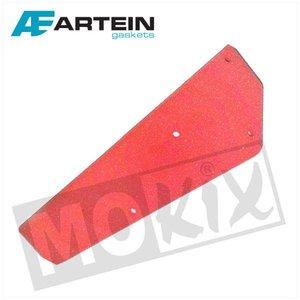 A-Merk Luchtfilter element PRO red GY6 50cc