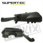 A-Merk Luchtfilter compleet kort carter 10 en 12 inch GY6 50cc