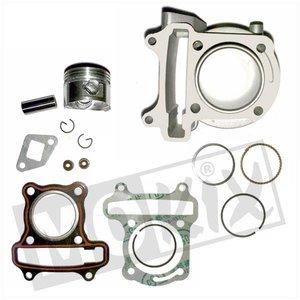 A-Merk Cilinderset aluminium 44mm GY6 60cc