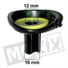 A-Merk Gasschuif membraan GY6 16mm