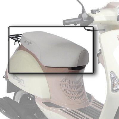 AGM Star Zadel wit voor AGM Star50