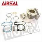 Airsal Aluminiumzylinder 50,00 mm