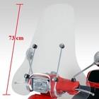 Piaggio Origineel Vespa S hoog model windscherm incl. bevestigingsset