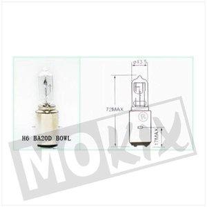 A-Merk Lamp Halogeen BA20D 12V 35/35W
