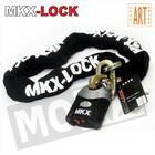 A-Merk MKX Kettingslot 4 sterren ART 120cm (beugel)