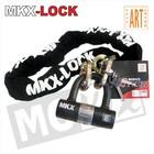 A-Merk MKX Kettenschloss 4 Sterne ART 15mm 120cm (U-Lock)