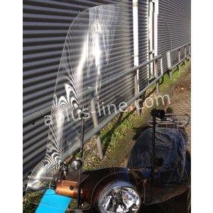 A-Merk Windscherm voor de Look-a-Like LX Blanco