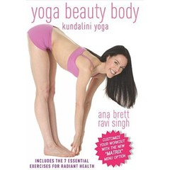 Ravi Singh & Ana Brett Yoga Beauty Body