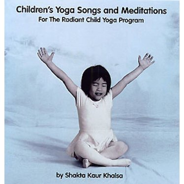 Shakta Kaur Khalsa Children's Yoga Songs & Meditations
