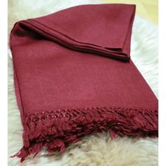 Meditation Blanket Kashmiri - Red