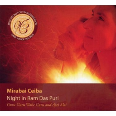 Mirabai Ceiba Meditations for Transformation | Night In Ram Das Puri