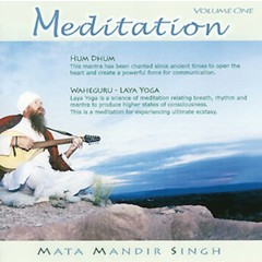 Mata Mandir Singh Meditation Vol.1