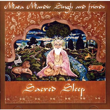 Mata Mandir Singh & Friends Vintage Series | Sacred Sleep
