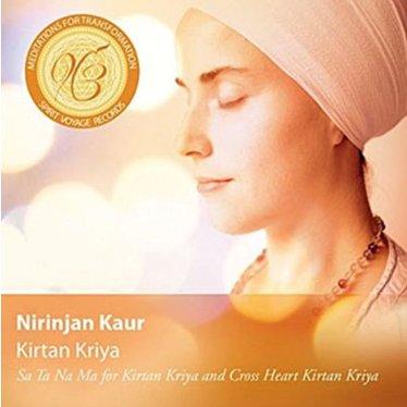 Nirinjan Kaur Khalsa Meditations for Transformation   Kirtan Kriya
