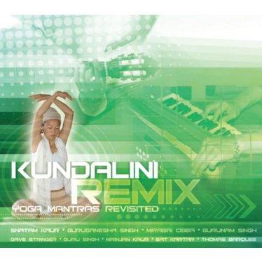 Various Artists Kundalini Remix - Yoga Mantras Revisted