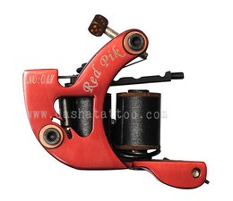 POKER RED PIK liner tattoo machine