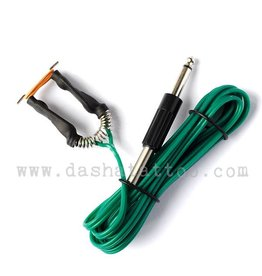Basic Clipcord with jack plug - green