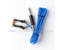 Clipcord with jack plug - blue