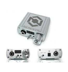 NEMESIS™ NEMESIS tattoo power supply - silver