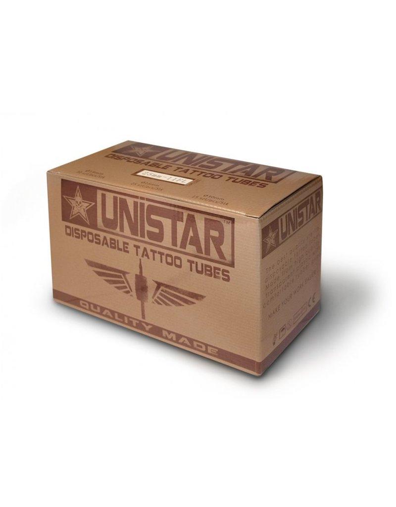UNISTAR DT tubes 25mm / 25pcs